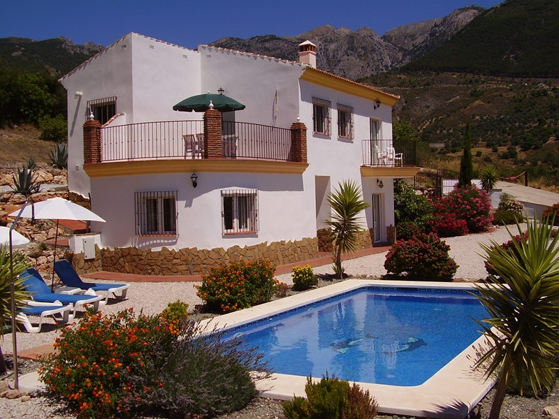 Villa in Spain, Alcaucin: El Olivo