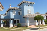 House in Spain, Mar Menor Golf Resort (Polaris World)