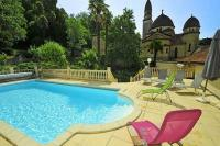 Villa in France, Riberac: Picture 1 of Dordogne period town house with heated pool
