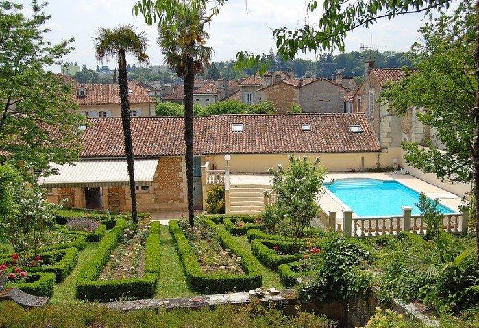Villa in France, Ribérac