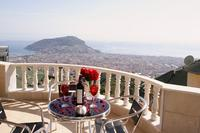 Villa in Turkey, Alanya city centre: Breathtaking views at this breathtaking villa in Turkey.