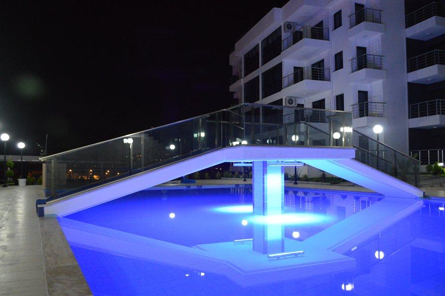 Duplex apartment in Turkey, Ladies Beach