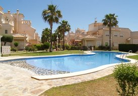 Playa Flamenca Ground Floor Apartment