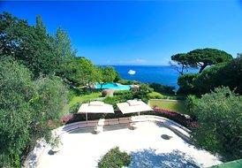 ISCHIA ISLE dreamy Villa with direct access to the beach