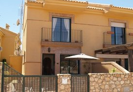 3 Bedroom Townhouse, Santiago de la Ribera