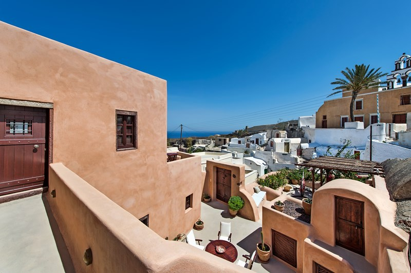 House in Greece, Oia