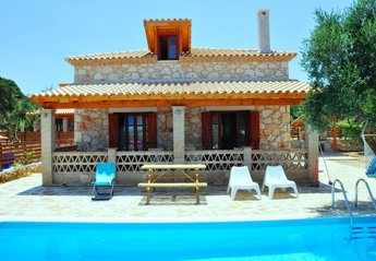 Villa in Greece, VASILIKOS