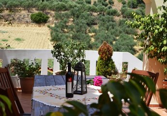 Villa in Greece, Agia Marina: Olive Farm Villa