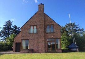 Kingfisher Lodge, 7 Inishkeeragh, Boa Island, Kesh, Co. Fermanagh