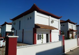 At Belek 4+1 Villa