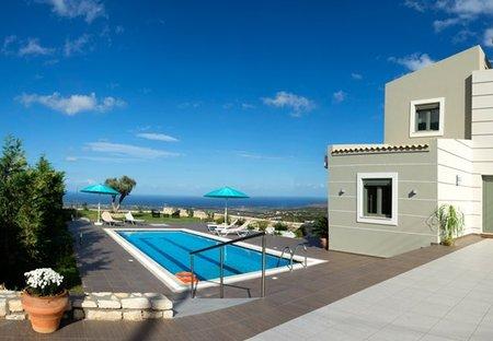 Villa in Eleftherna, Crete