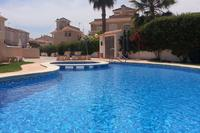 Town_house in Spain, La Zenia: Private residents only pool.