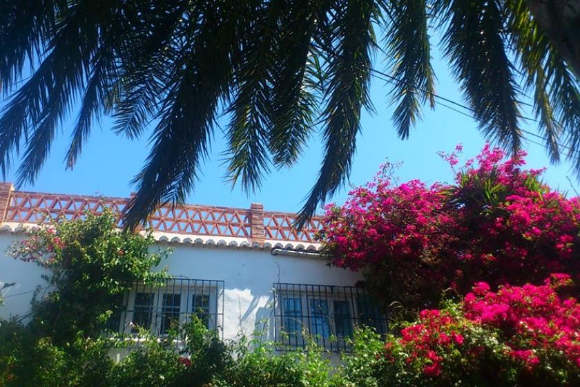 El APARTAMENTO: private Andalucían farmhouse, exotic garden wi-fi