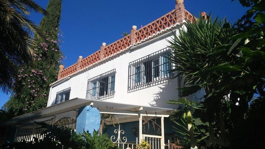 Owners abroad El APARTAMENTO: private Andalucían farmhouse, exotic garden wi-fi