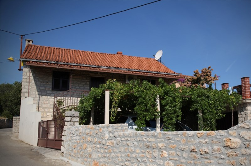 House in Croatia, Island of Brac