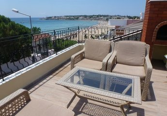 Penthouse Apartment in Turkey, Altinkum
