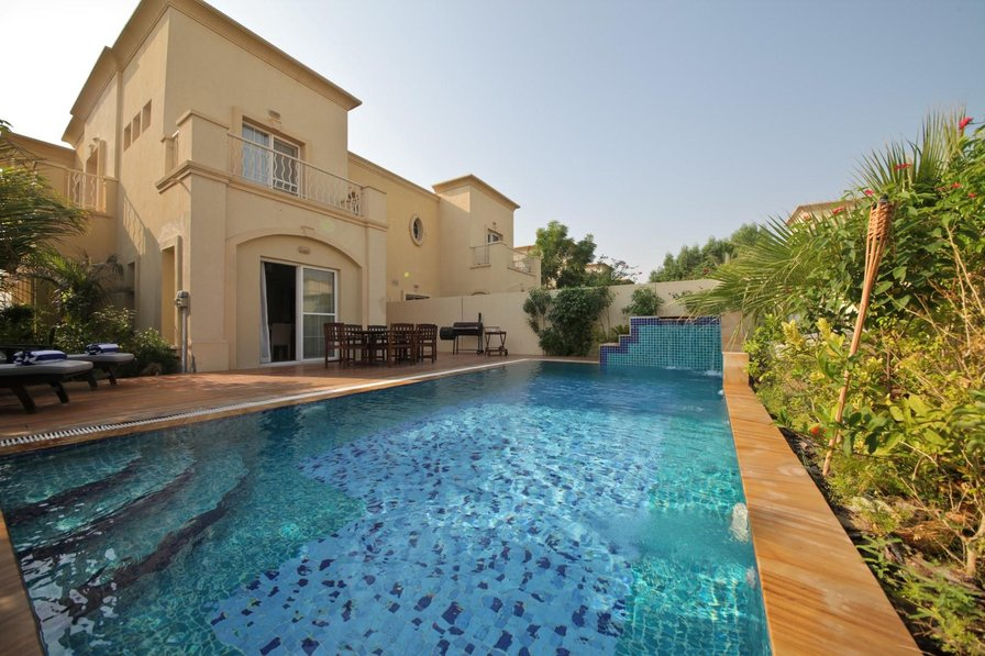 Villa in United Arab Emirates, Dubai