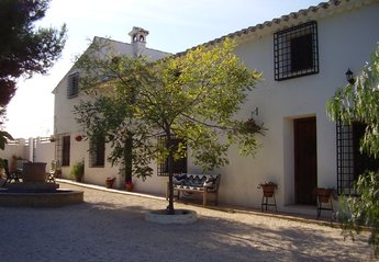 Country House in Spain, Caravaca de la Cruz: Cortijo Elbal