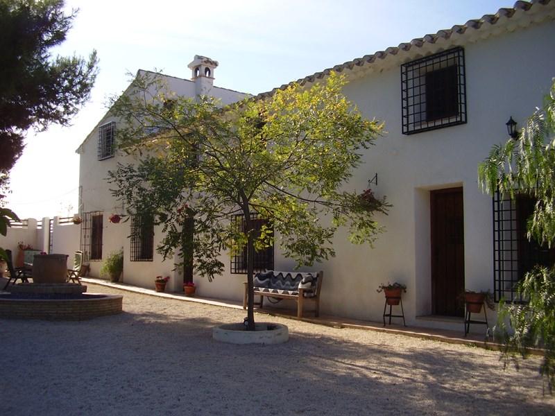 Country house in Spain, Caravaca De La Cruz: Cortijo Elbal