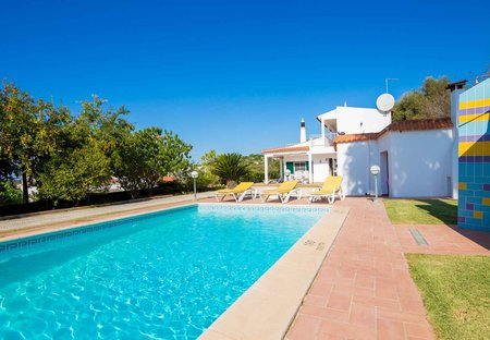 Villa in Monte Poço, Algarve