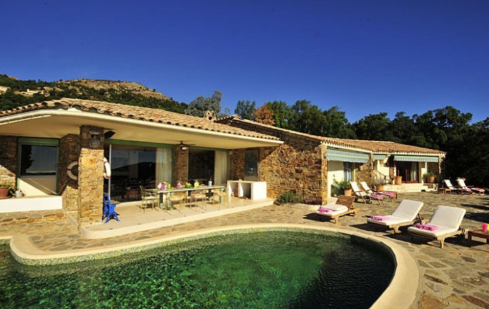 Villa in France, St. Tropez