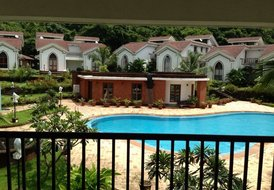 Fully Furnished Apartment near Baga/Anjuna/Arpora Riviera Foothil