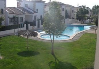 Apartment in Spain, Villamartín: Communal pool and grounds