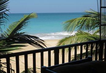 Penthouse_apartment in Sri Lanka, Hikkaduwa: View from Lounge