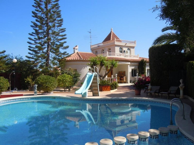 Villa in Spain, Playa Flamenca