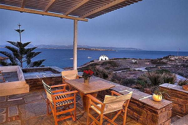 Villa in Greece, Paros