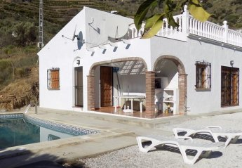 3 bedroom Villa for rent in Competa