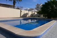 Villa in Spain, Quesada: Large private pool with BBQ area