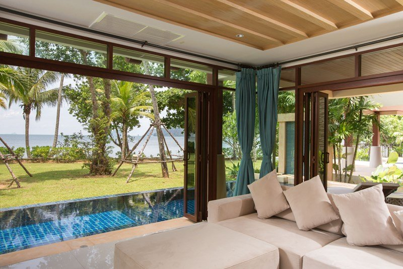 Krabi Luxury Beachfront Amatapura Pool Villa 14
