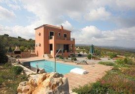 Crete - Rethymno - Villa Zorba - 6+1 pax