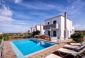 Crete - Chania - Villa Adry - 8+2 pax