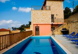 Crete - Rethymnon - Villa Adele - 10 pax