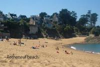 Villa in France, Brittany: Picture 1 of Maison Rotheneuf