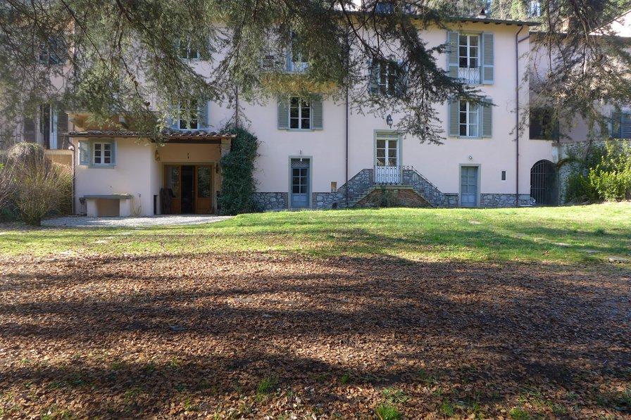 Villa in Italy, Bagni di Lucca
