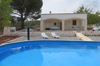 Country_house in Italy, Ostuni: Above Ground Pool & Veranda