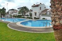 House in Spain, Los Dolses: Communal pool