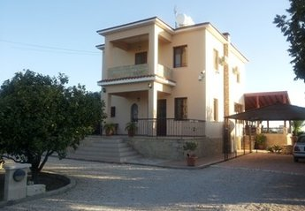 Villa in Cyprus, Kiti village