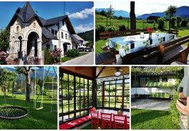 House in Bohinjska Bistrica, Slovenia