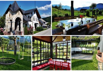 5 bedroom House for rent in Bohinjska Bistrica