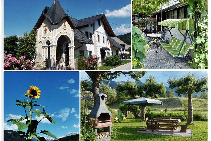 House in Slovenia, Bohinjsko Jezero