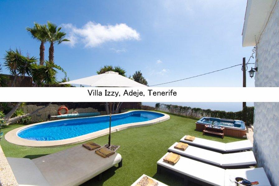 Villa in Spain, Adeje