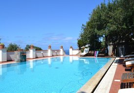 Villa Jolanda -a corner of paradise with direct access to the see