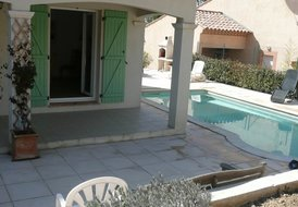 Maison du Canal - private pool, 4 bedrooms