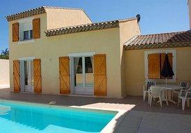 Villa Poilhes - private pool