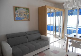 Studio Apartment in France, Menton