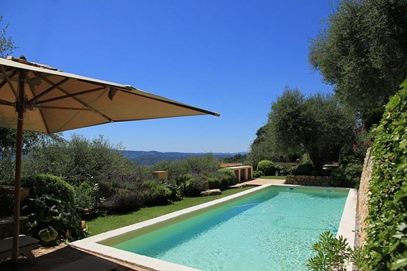 Villa in France, Châteauneuf-Grasse